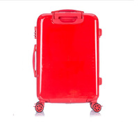 Fashion atmosphere festive Luggage latest Styles For ABS PC Travel Luggage