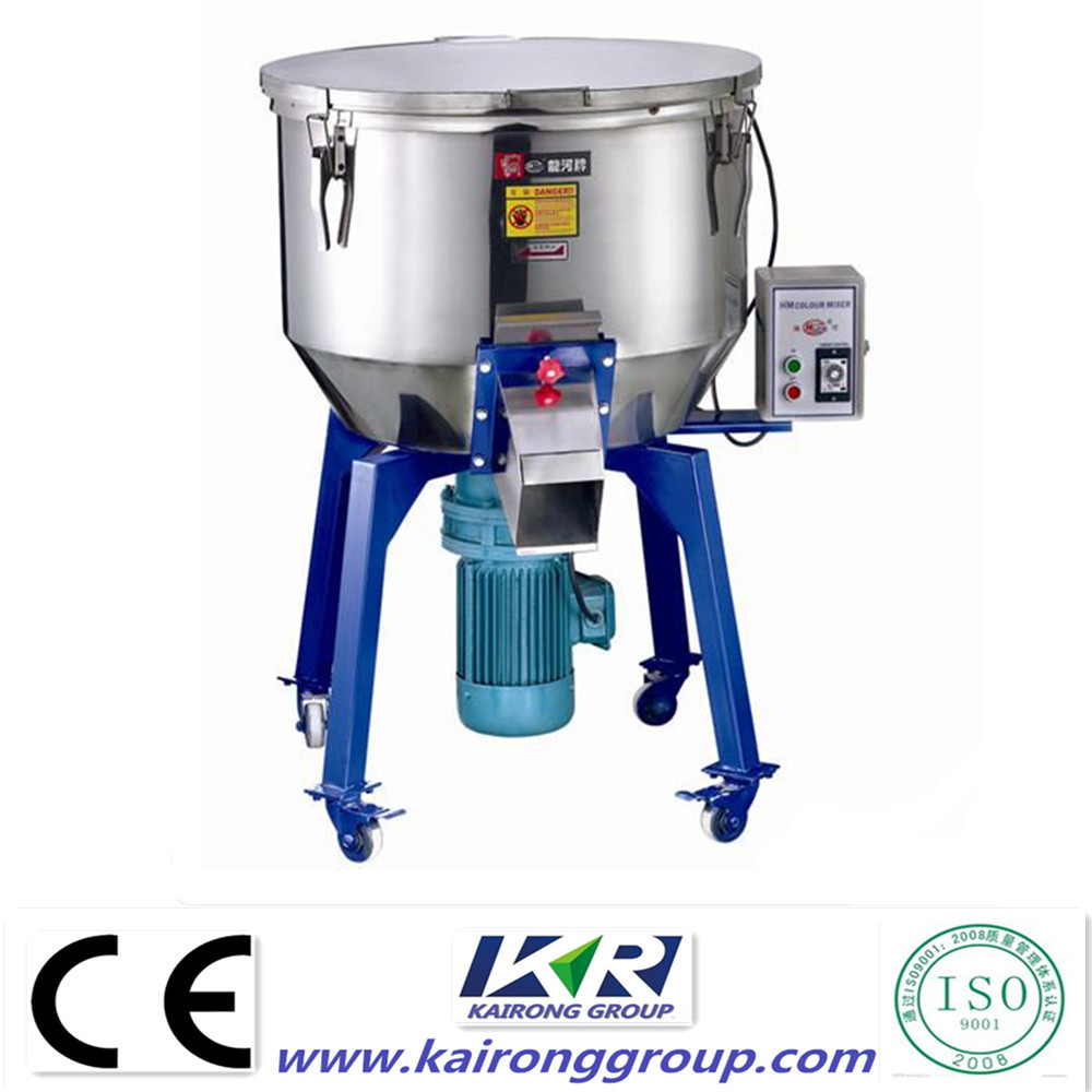 100kg Color Mixer for Powder Plastic Color Granules PP Mixer/Mini Plastic Granule Color Mixer