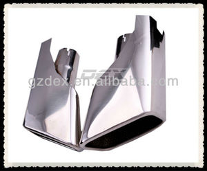 stainless steel muffler tail for Rover petrol