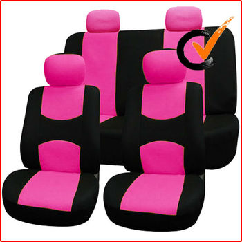 Hello Kitty Car Seat Cover Pink Color