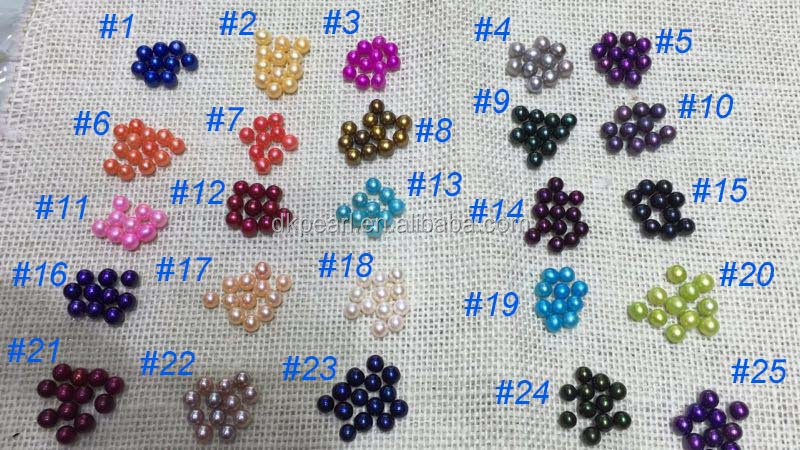 50pcs vacuum packed wholesale 6-7mm round pearl sea akoya oyster