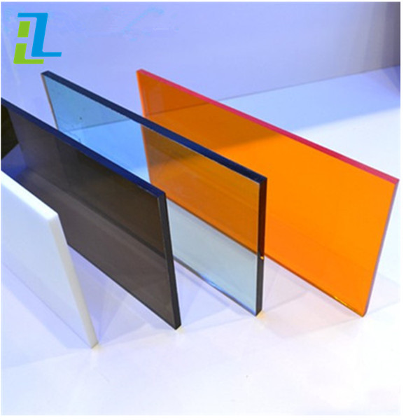 High quality acrylic stone slabs acrylic resin sheets artificial stone panel