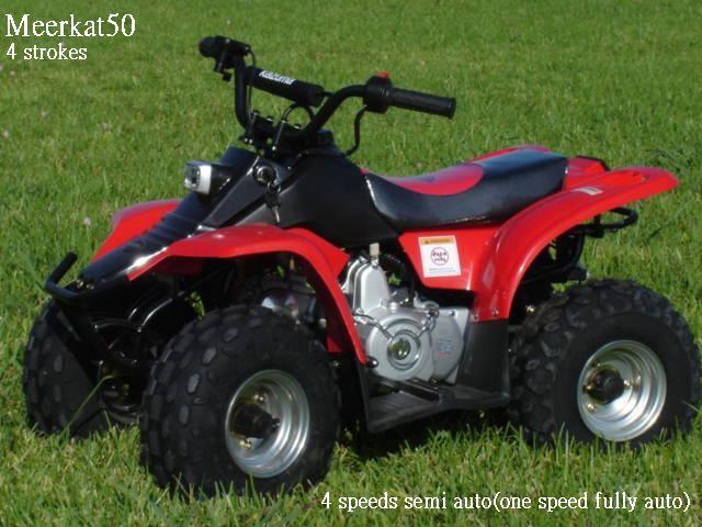 Kazuma Meerkat 50cc Atv Quad Air Filter Assy