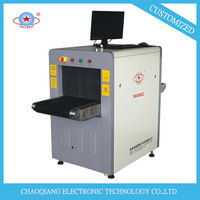 Korea popular x-ray luggage scanner machine for embassy