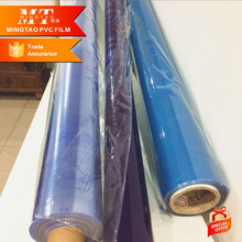 Experienced manufacturer pvc plastic film for printing packing covering mattress printed