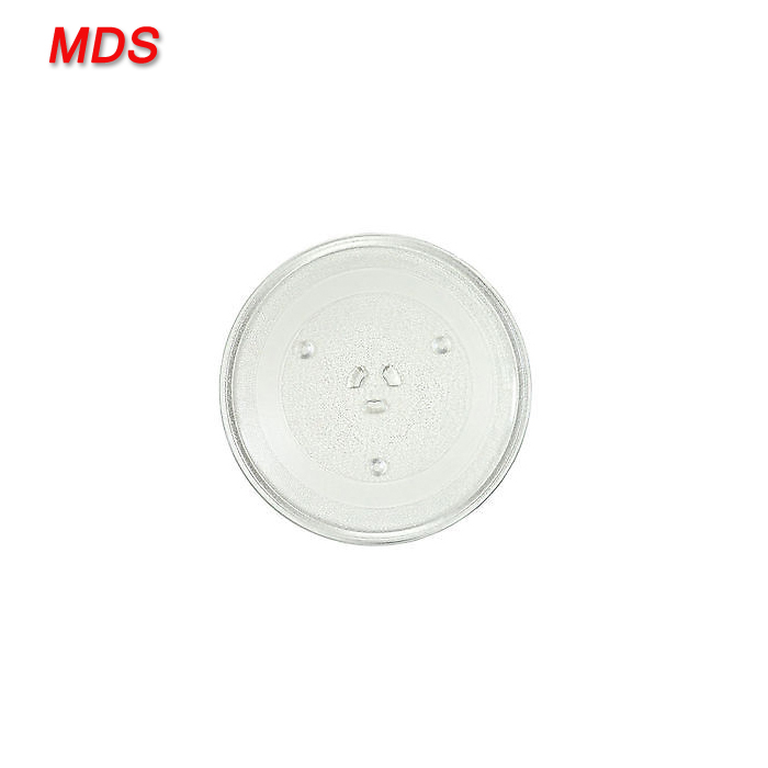 DE74-00027A 255mm glass turntable microwave dinner plate