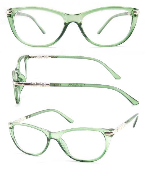Fashion unisex CP acetate clear for women wholesale optical frames