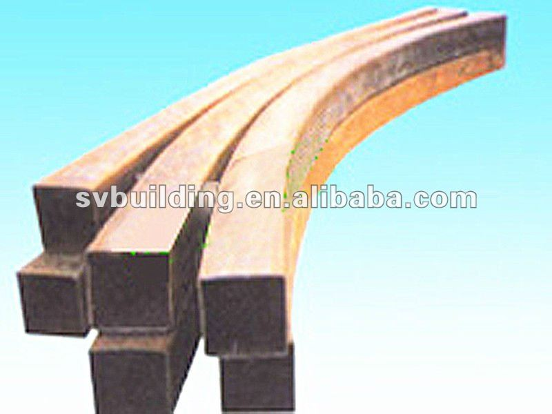 Good Quality Arc-shaped Steel Beam