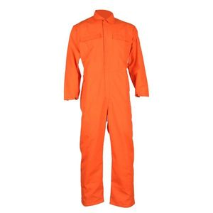 Red Welding Suits/Coverall with Reflective Tapes for Welder Uniform