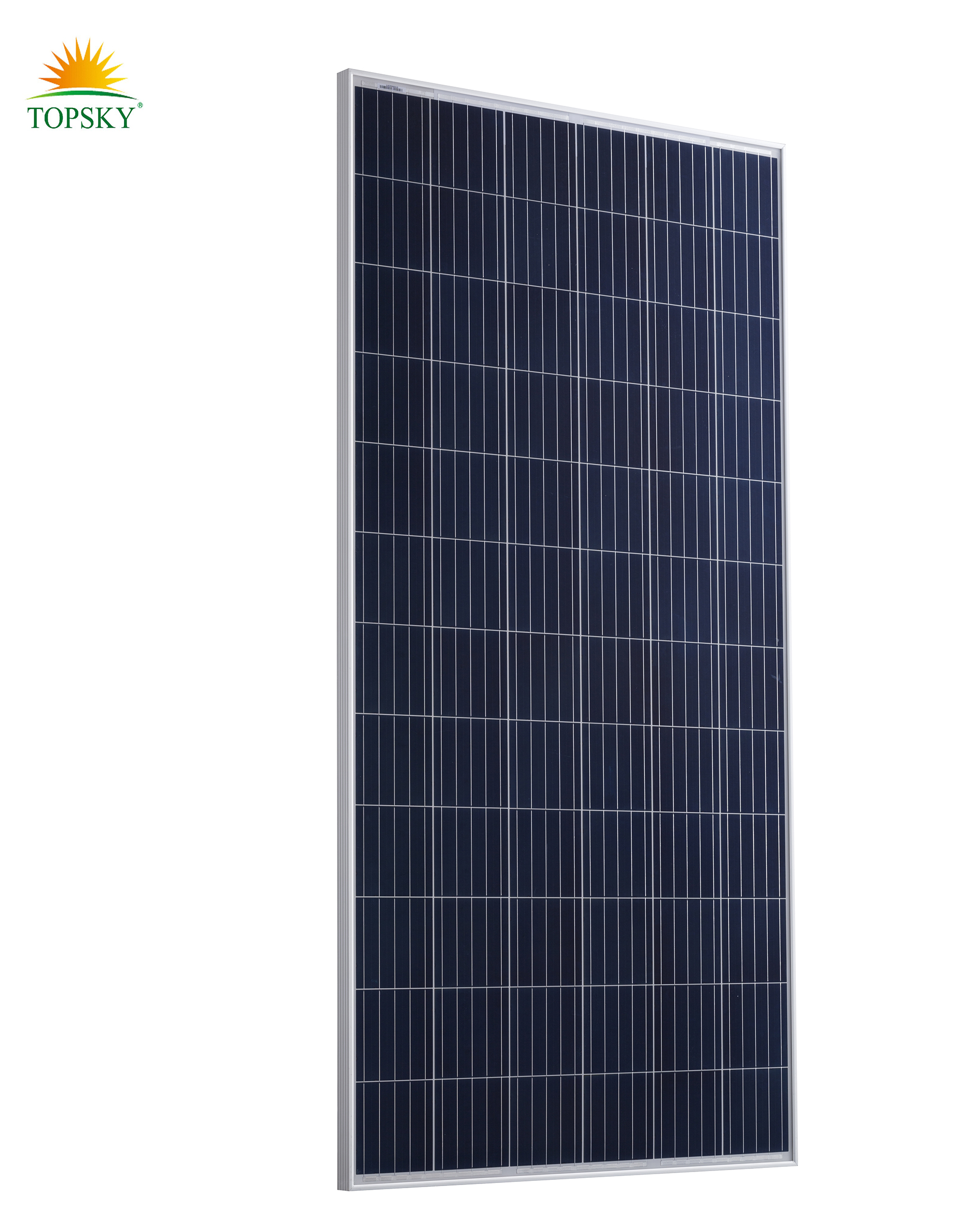 CHINA TOP 10 De Poli PV 325 w 330 w 340 w 345 watt paneles solares