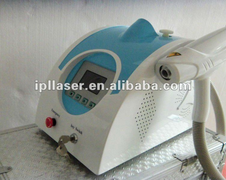 Home use nd yag laser tattoo removal beauty salon equipment
