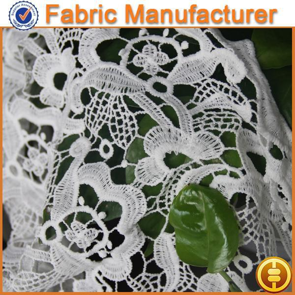 cotton chemical lace trim make my product in china