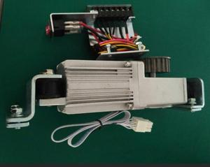 Square motor for automatic sliding door operator /DC brushless motor