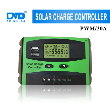 12v/24v Rated Voltage Pwm Motor Boats Yacht Solar Charger Controller 20a  30a - Buy Electric Bike Motor Controller,E Bike Controller,Electric Bike