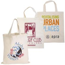 Custom Printed Organic Promotional Natural Cotton Tote Canvas Cloth Carry Shopping Bag