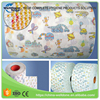 Single Sided Adhesive Side baby diaper frontal magic tape
