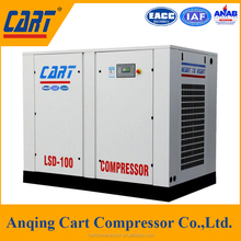 LSD-75A/W used Belt driven energy saving high performance air compressor