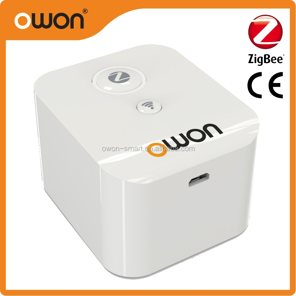 OWON Plug-and-Play Smart Energy Gateway with ZigBee SE and Wi-Fi
