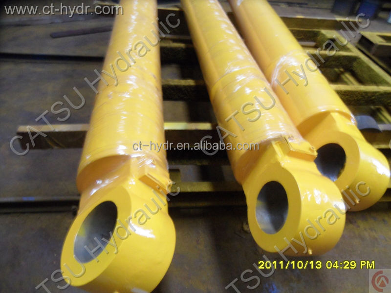 excavator arm joint hydraulic cylinder