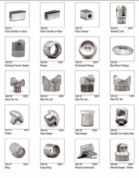 Aluminum Handrail Systems And Accessories 01 - Buy Aluminum Handrail  Systems Product on Alibaba com