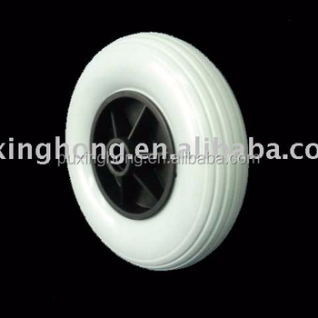 Flat Free Solid Wheel /PU Wheel /Flat Free Tire for Multifunction