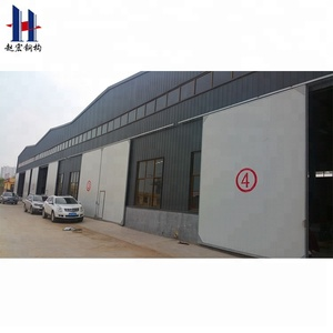 Cheap steel construction and fabrication for warehouse workshop