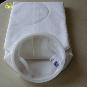 Wholesale Price P84+PTFE Pleated Polyester Dust Collector Filter Bag