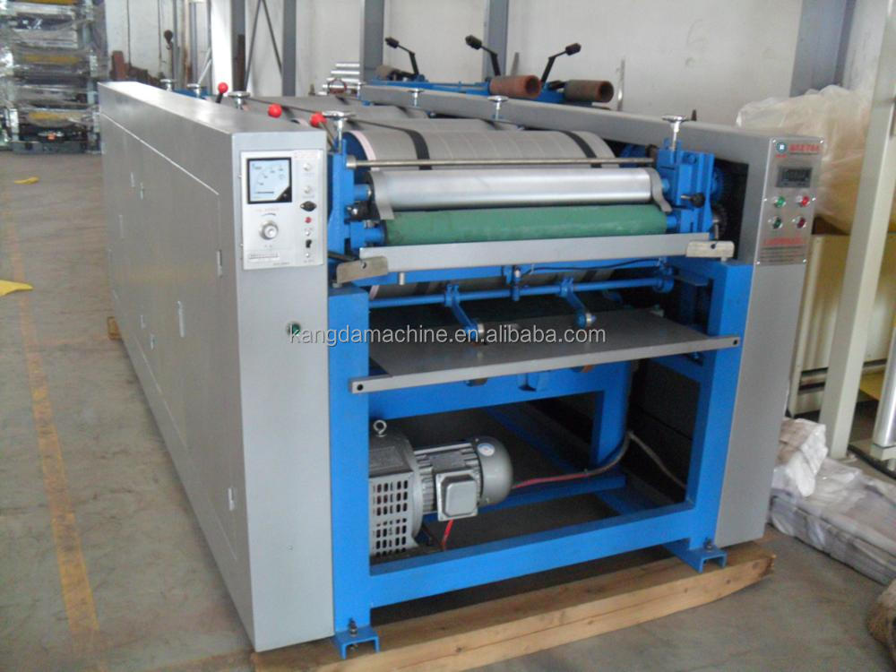 DS-800VII Six Color PP Woven Sack Piece by Piece Printing Machine