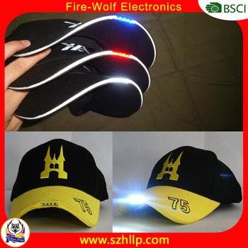 807572c0a51 Wholesale Custom Logo Sport Cap Hat Plain Caps Led Sport Hats ...