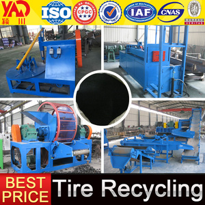 Best Selling Products in Europe Shredded Recycled Old Tire Uses