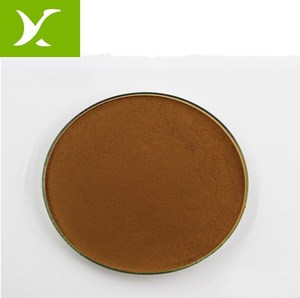 100% Water Soluble Yellow Brown Powder Humic Acid Fulvic Acid