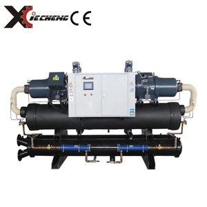 60kw Industrial Shell Oil Cooling Water Chiller