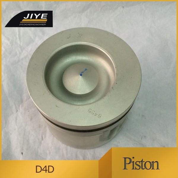 Excavator Engine Piston Size 101mm Al109 Steel Materials Used In Piston D4d  - Buy Materials Used In Piston D4d,Engine Piston Size 101mm,Engine Piston