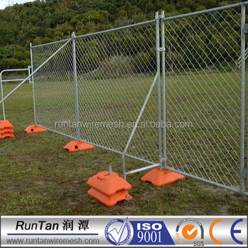 Decorative Chain Link Fence Removable Garden Fence