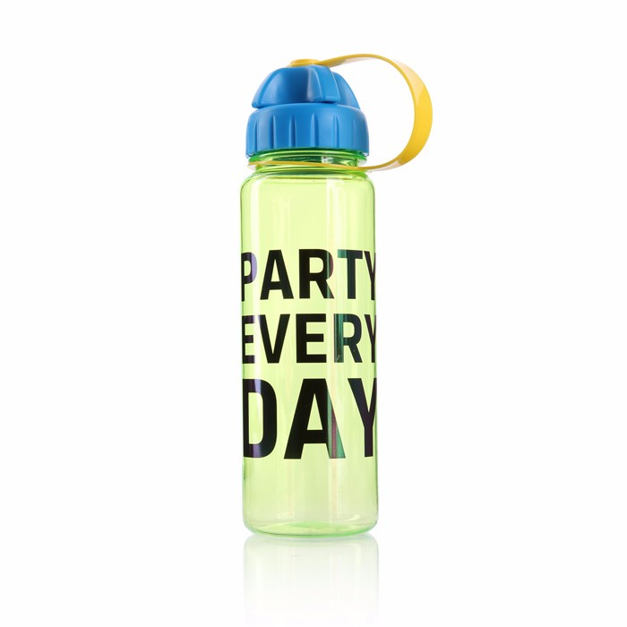 Wholesale new design 550ml cool water bottle