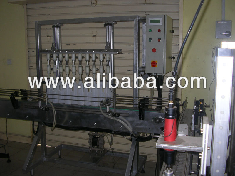 Liquid Filling Machine MODEL-BCM/BFC-A10-6000-CX