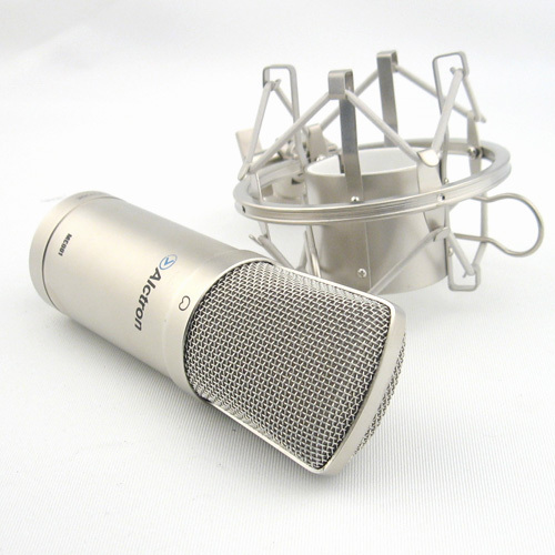professional condenser microphone for music studio recording at economic price on hot. Black Bedroom Furniture Sets. Home Design Ideas