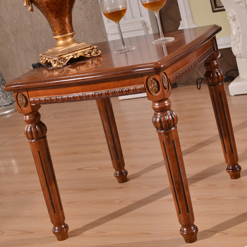 Chinese Carving Tea Table Design Standard Size And Chairs