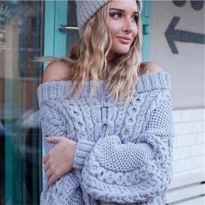 Long sleeve batwing sweater cardigans for women warm sweaters