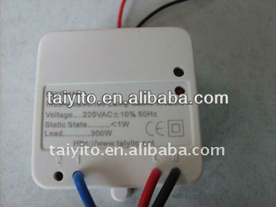 x10 smart dimmer lamp module/home automation controling system