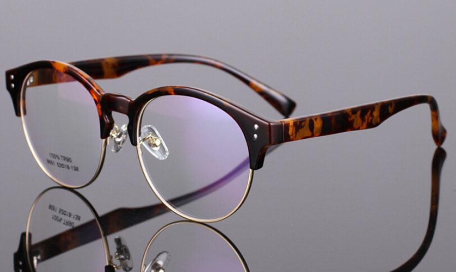 Gafas de diseño con diamantes de imitación logotipos popular pc moda ...