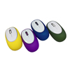 Computer Usb wireless Optical Gift Soft Silicone Mouse