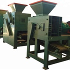 Coal/charcoal/iron/mineral powder briquette ball making machine line