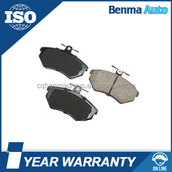car parts brake pad manufacturers 357 698 151 A 533698151 JZW698151F 357698151D JZW698151F