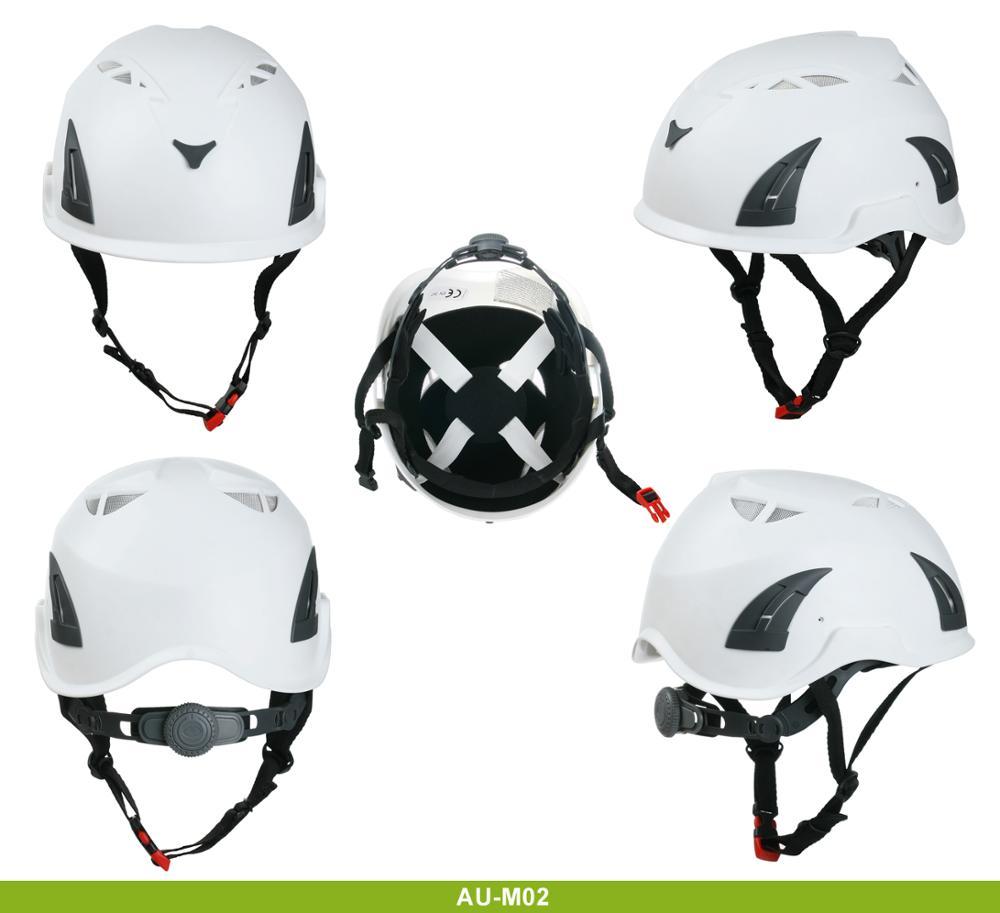 Durable-black-safety-helmet-for-sawmills