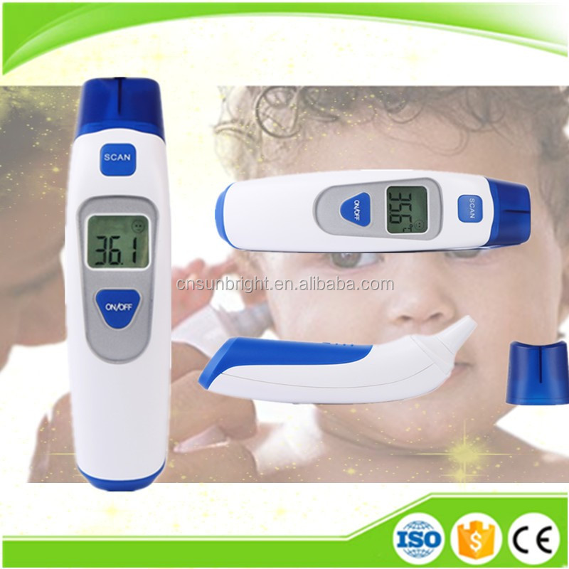 Top Quality Baby Plastic Thermometer with Dual Mode