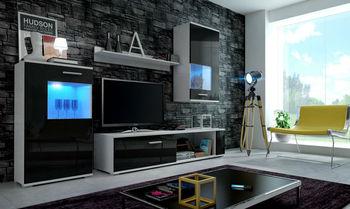 Tv Wall Unit Diamond Modern Living Room Tv Storage - Buy Living Room  Furniture Product on Alibaba.com