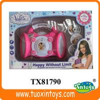 Musical radio portable kids CD player