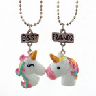 Unicorns Kids Child Necklace Pendant Birthday Party Supplies Cheap Kids Jewelry Necklace