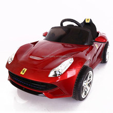 4 Wheels Hot Selling Beautiful Children Toys Electric Car for Wholesale